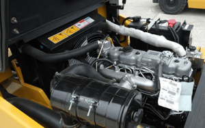 Động cơ xe nâng điện